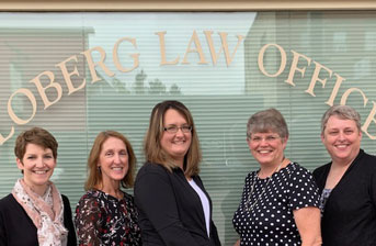 Loberg Law Office Staff